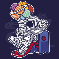 BALOONS-IN-SPACE