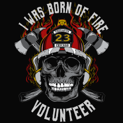 BORN-FIREFIGHTER