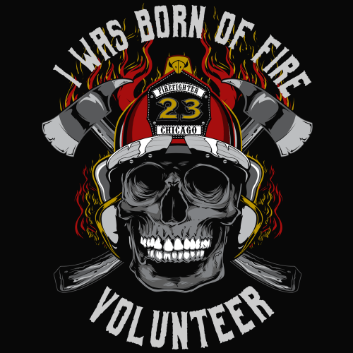BORN-FIREFIGHTER