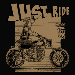 JUST-RIDE
