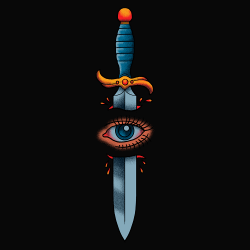 KNIFE-EYE