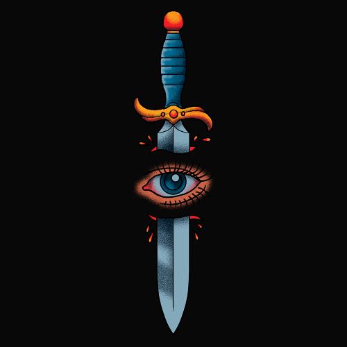 KNIFE-EYE