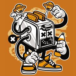 Toaster Monster