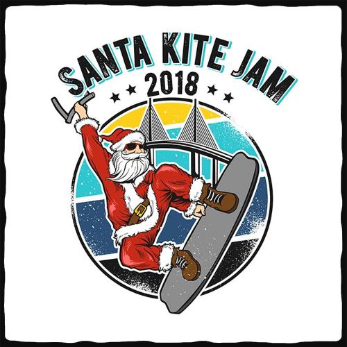 Santa-Kite