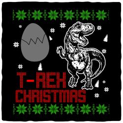 T-REX-Christmas