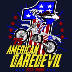 american dare devil