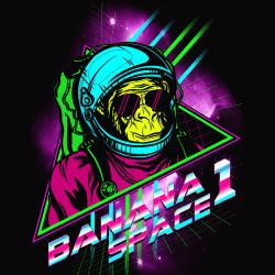 banana-in-space