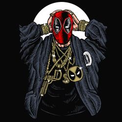 deadpool-gangsta