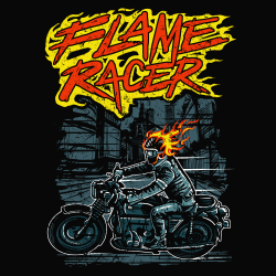 flame-racer